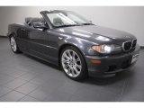 2006 Sparkling Graphite Metallic BMW 3 Series 330i Convertible #69214101