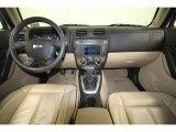 2009 Hummer H3 X Dashboard