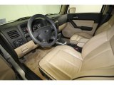 2009 Hummer H3 X Light Cashmere/Ebony Interior
