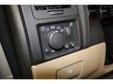 2009 Hummer H3 X Controls