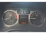 2009 Hummer H3 X Gauges