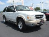 2001 Oxford White Ford Explorer Eddie Bauer 4x4 #69214378