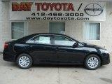 2012 Attitude Black Metallic Toyota Camry L #69213718