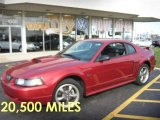 2003 Redfire Metallic Ford Mustang GT Coupe #6911466