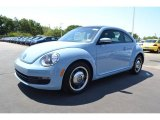 2013 Denim Blue Volkswagen Beetle 2.5L #69214070
