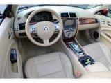 2010 Jaguar XK XK Convertible Caramel Interior