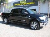 2008 Black Toyota Tundra SR5 CrewMax #69213696