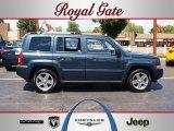 2007 Steel Blue Metallic Jeep Patriot Limited 4x4 #69214353