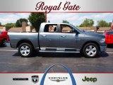 2010 Mineral Gray Metallic Dodge Ram 1500 Big Horn Crew Cab 4x4 #69214343