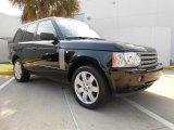 2007 Java Black Pearl Land Rover Range Rover HSE #69214337