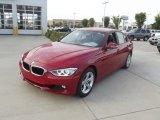 2012 Melbourne Red Metallic BMW 3 Series 328i Sedan #69214002