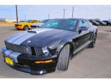 2007 Black Ford Mustang Shelby GT Coupe #6905437