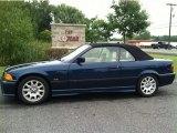 1997 Montreal Blue Metallic BMW 3 Series 328i Convertible #69213984