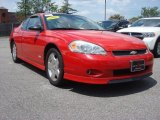 2006 Victory Red Chevrolet Monte Carlo SS #69213629