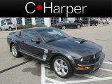 2007 Alloy Metallic Ford Mustang GT Coupe #69213569