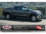 2012 Magnetic Gray Metallic Toyota Tundra Platinum CrewMax 4x4 #69213526