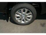 2012 Toyota Tundra Platinum CrewMax 4x4 Wheel