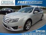2010 Brilliant Silver Metallic Ford Fusion Sport #69214223