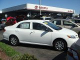 2011 Super White Toyota Corolla 1.8 #69213500