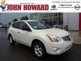 2012 Pearl White Nissan Rogue S Special Edition AWD #69214204