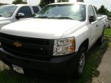 2012 Summit White Chevrolet Silverado 1500 Work Truck Regular Cab #69213832