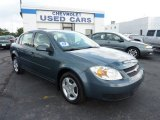 2007 Blue Granite Metallic Chevrolet Cobalt LT Sedan #69275391