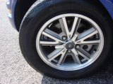 2005 Ford Mustang V6 Deluxe Coupe Wheel