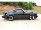 1984 Porsche 911 Black