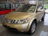 2003 Luminous Gold Metallic Nissan Murano SL AWD #69275217