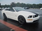 2007 Performance White Ford Mustang GT Premium Convertible #69275207