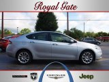 2013 Bright Silver Metallic Dodge Dart Limited #69275026