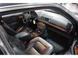 1993 Mercedes-Benz S Class Interiors