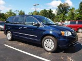 2013 Chrysler Town & Country True Blue Pearl