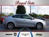 2013 Bright Silver Metallic Dodge Dart Limited #69275314