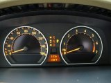 2003 BMW 7 Series 745i Sedan Gauges