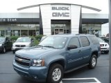 2010 Blue Granite Metallic Chevrolet Tahoe LS 4x4 #69275152