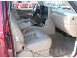 2006 Chevrolet Silverado 1500 LT Extended Cab 4x4 Tan Interior