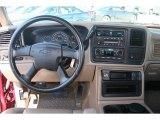 2006 Chevrolet Silverado 1500 LT Extended Cab 4x4 Dashboard