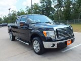 2011 Ebony Black Ford F150 XLT SuperCab #69308419