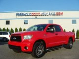 2012 Radiant Red Toyota Tundra TRD Rock Warrior Double Cab 4x4 #69308414