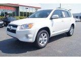 2012 Blizzard White Pearl Toyota RAV4 Limited #69308008