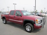 Sport Red Metallic GMC Sierra 2500HD in 2007