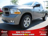 2012 Mineral Gray Metallic Dodge Ram 1500 Express Quad Cab #69307975