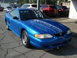 1998 Ford Mustang V6 Coupe Data, Info and Specs