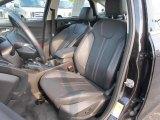 2012 Ford Focus Titanium Sedan Front Seat