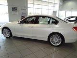 2012 Mineral White Metallic BMW 3 Series 328i Sedan #69308143