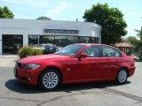 2009 Crimson Red BMW 3 Series 328xi Sedan #69307901