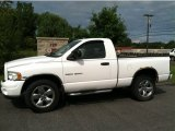 2003 Bright White Dodge Ram 1500 SLT Regular Cab 4x4 #69308132