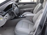 2013 Mercedes-Benz S 550 4Matic Sedan Black Interior