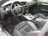 2009 Audi S5 Interiors